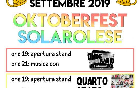 Oktoberfest Solarolese 2019
